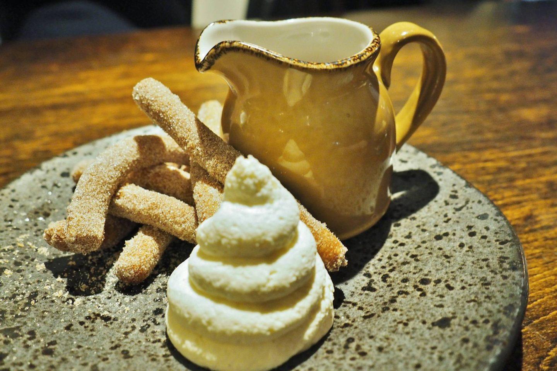 Fiesta del Asado Birmingham Churro Pudding