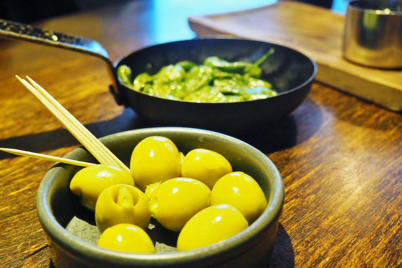 Fiesta Del Asado Olives Peppers