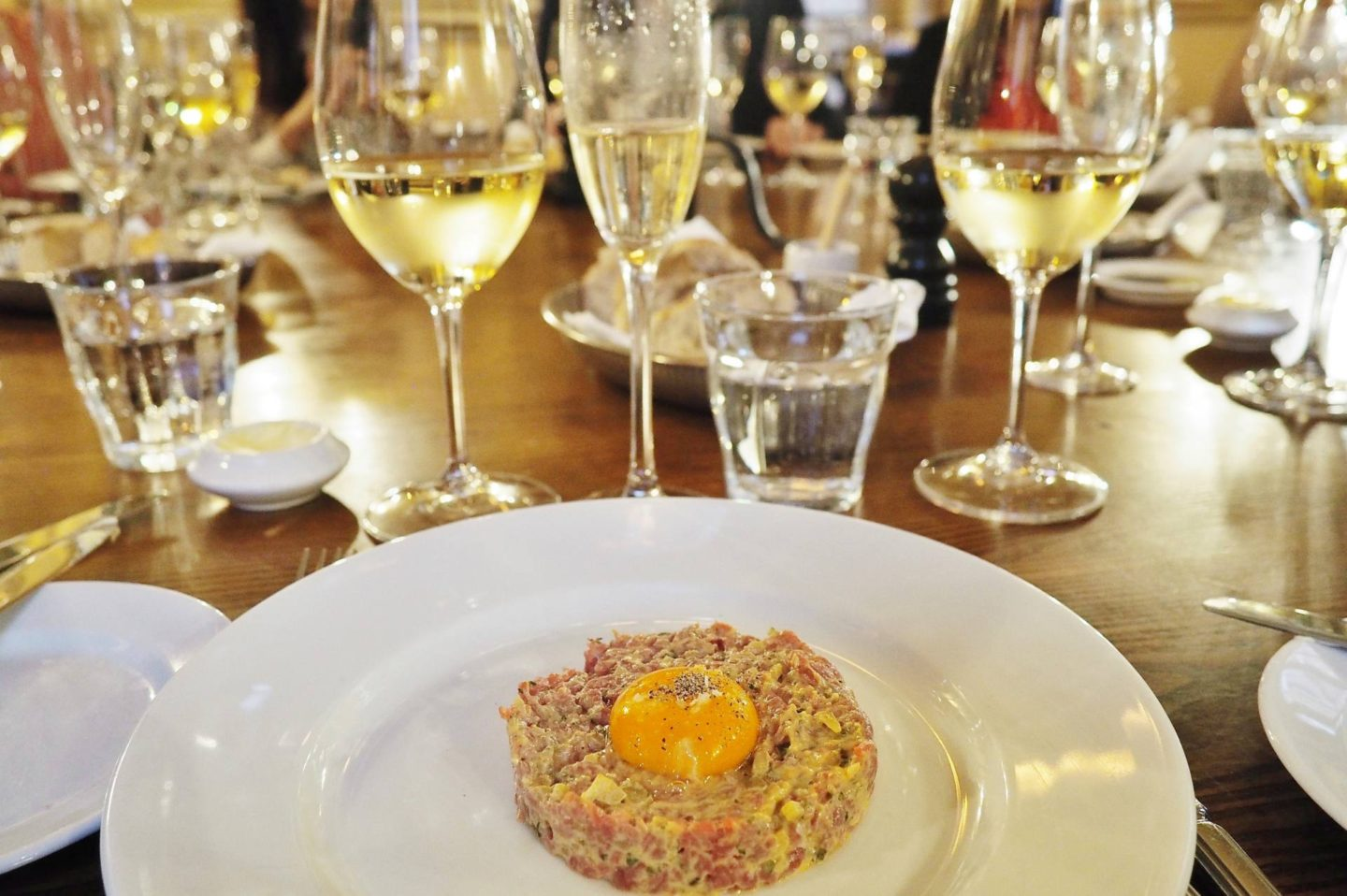 Hotel Du Vin Steak Tartare New Menu