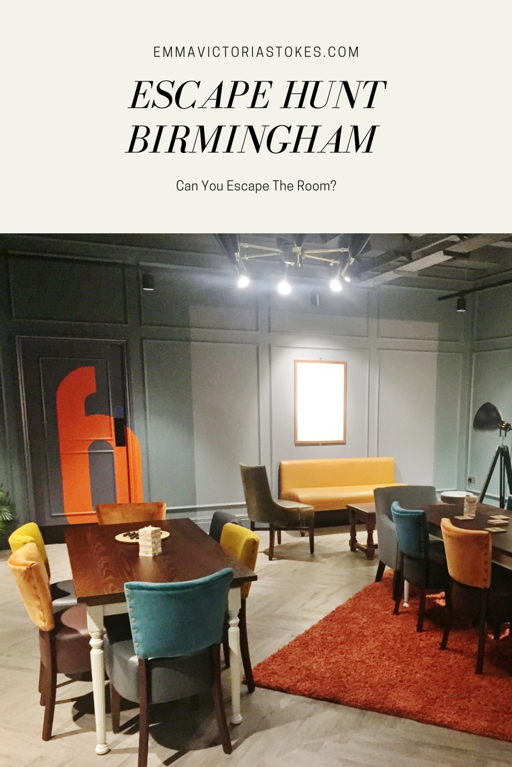 Escape Room Birmingham