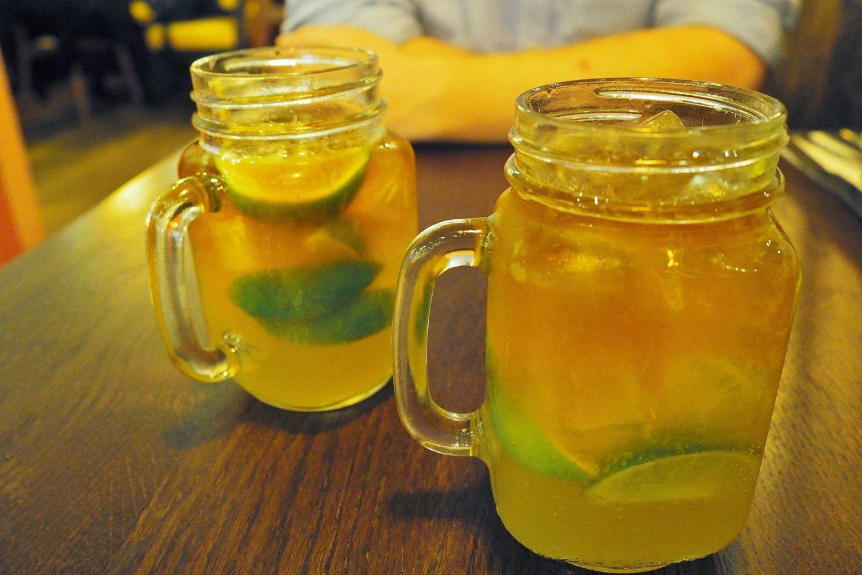 Gin Cocktails Las Iguanas