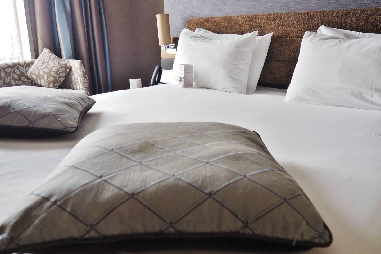 Clayton Hotel Executive Room Pillow