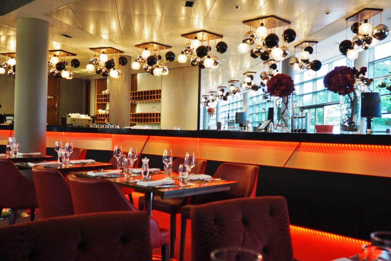 Clayton Hotel Restaurant Birmingham