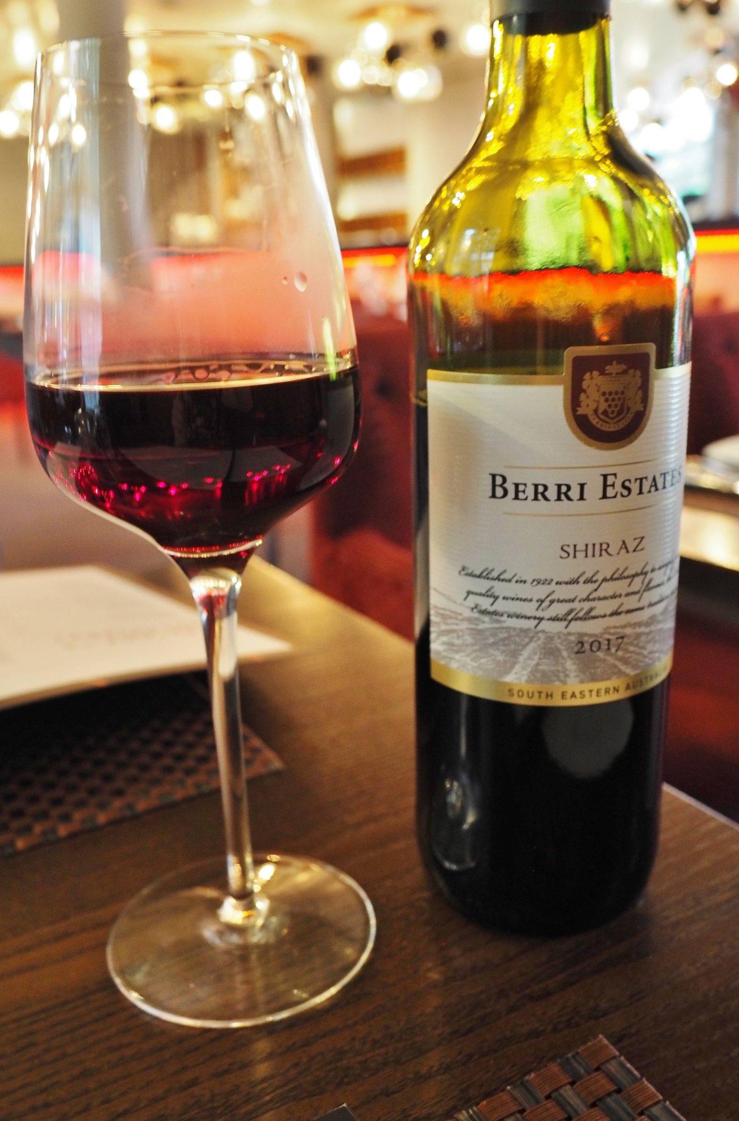 Clayton Hotel Red Wine Birmingham