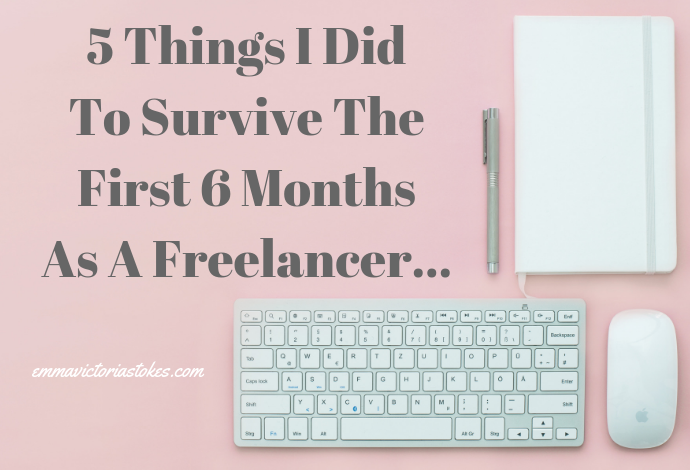 5 Things Freelancer