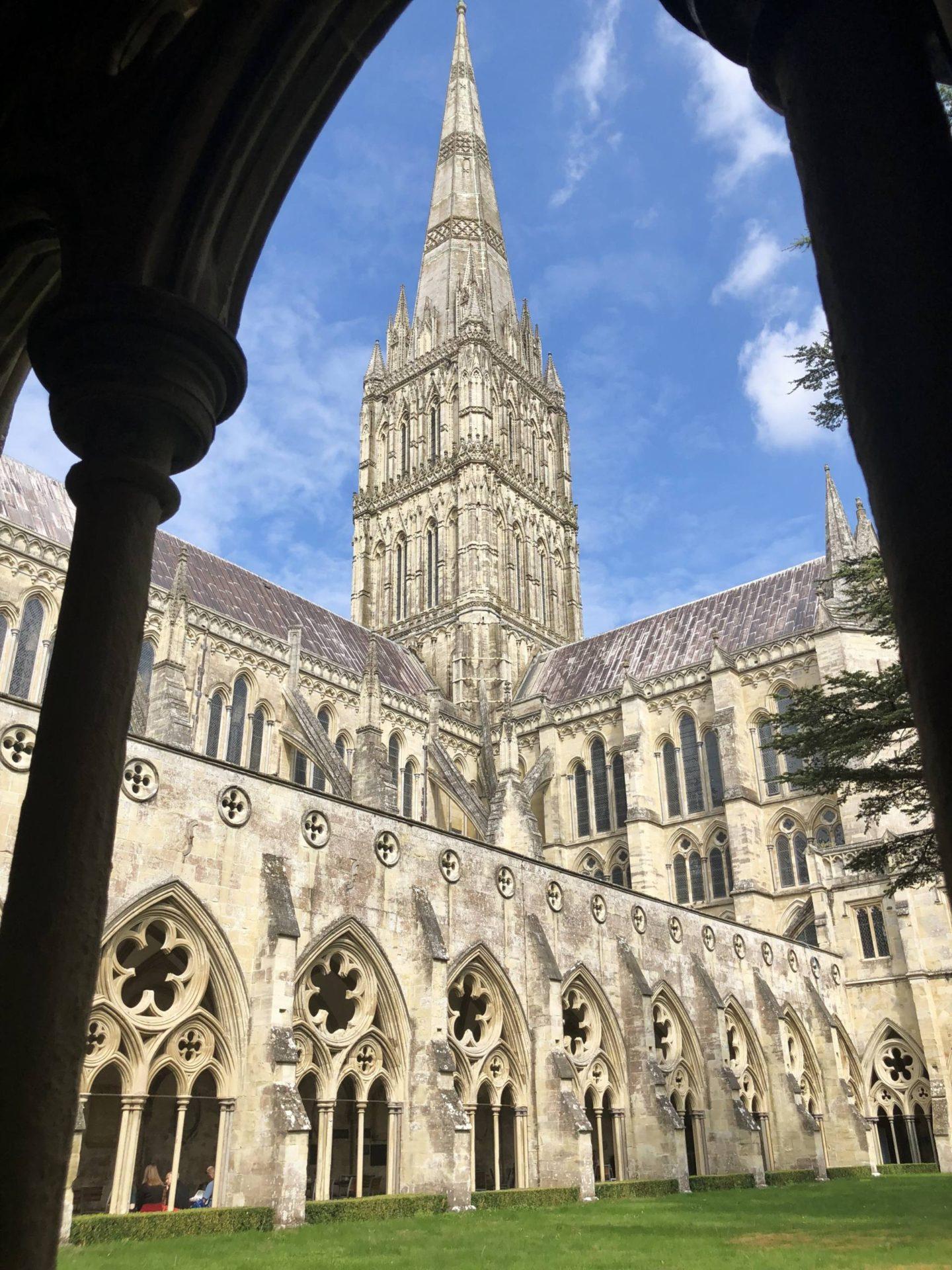 Salisbury Cathedral Tour Visit Wiltshire