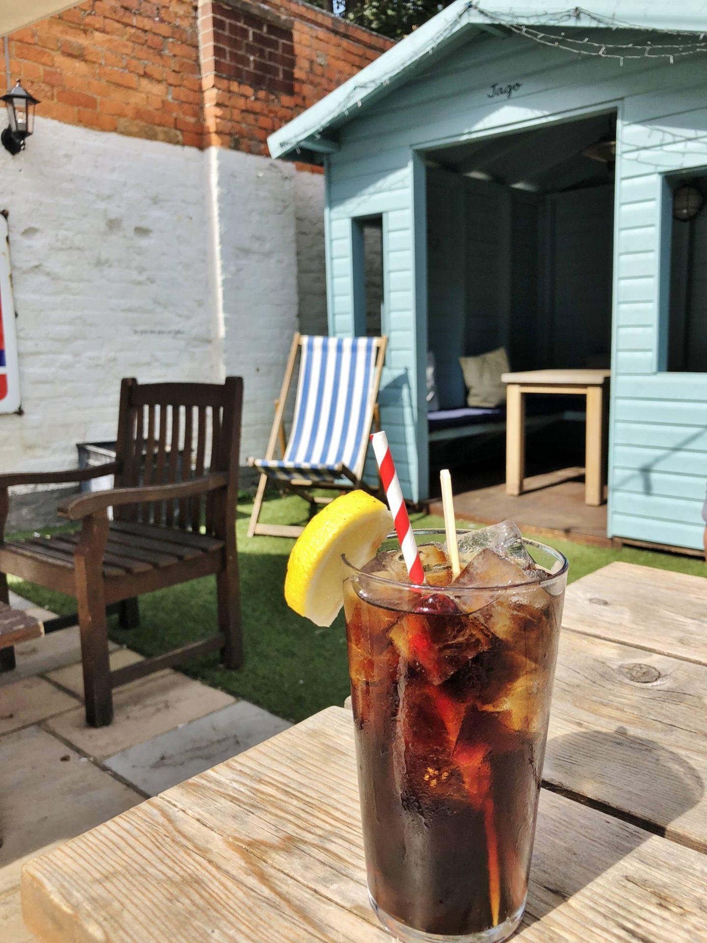 Old Ale and Coffee House Salisbury Tour Coke