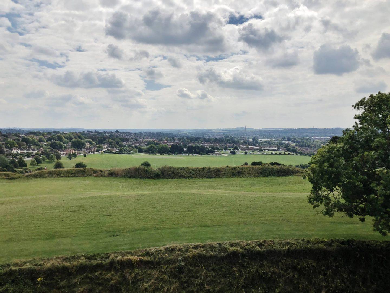 The Old Sarum Salisbury Views