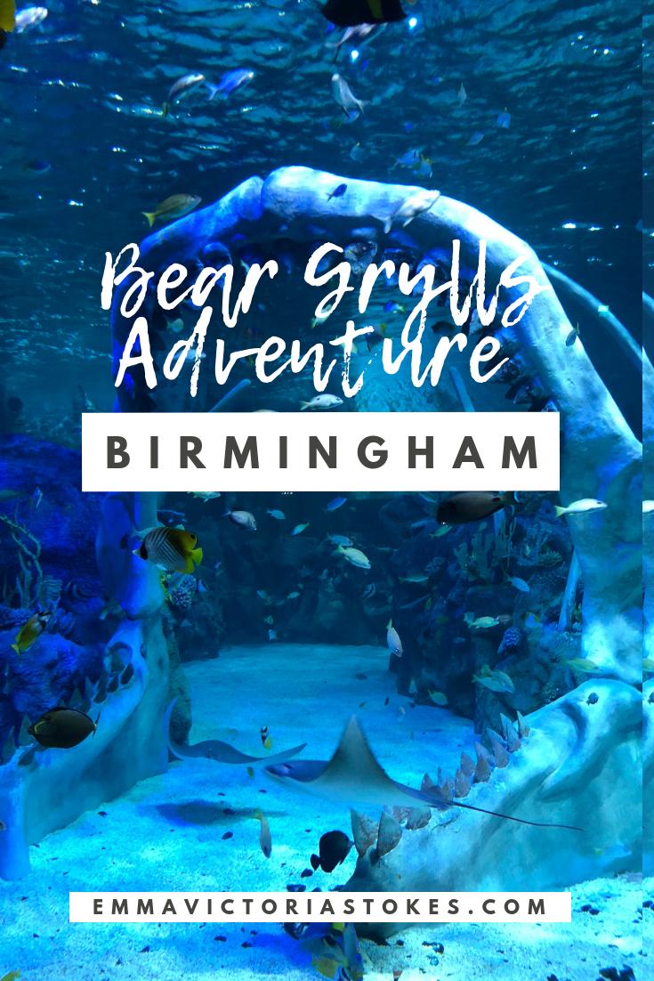 Bear Grylls Adventure Day Birmingham