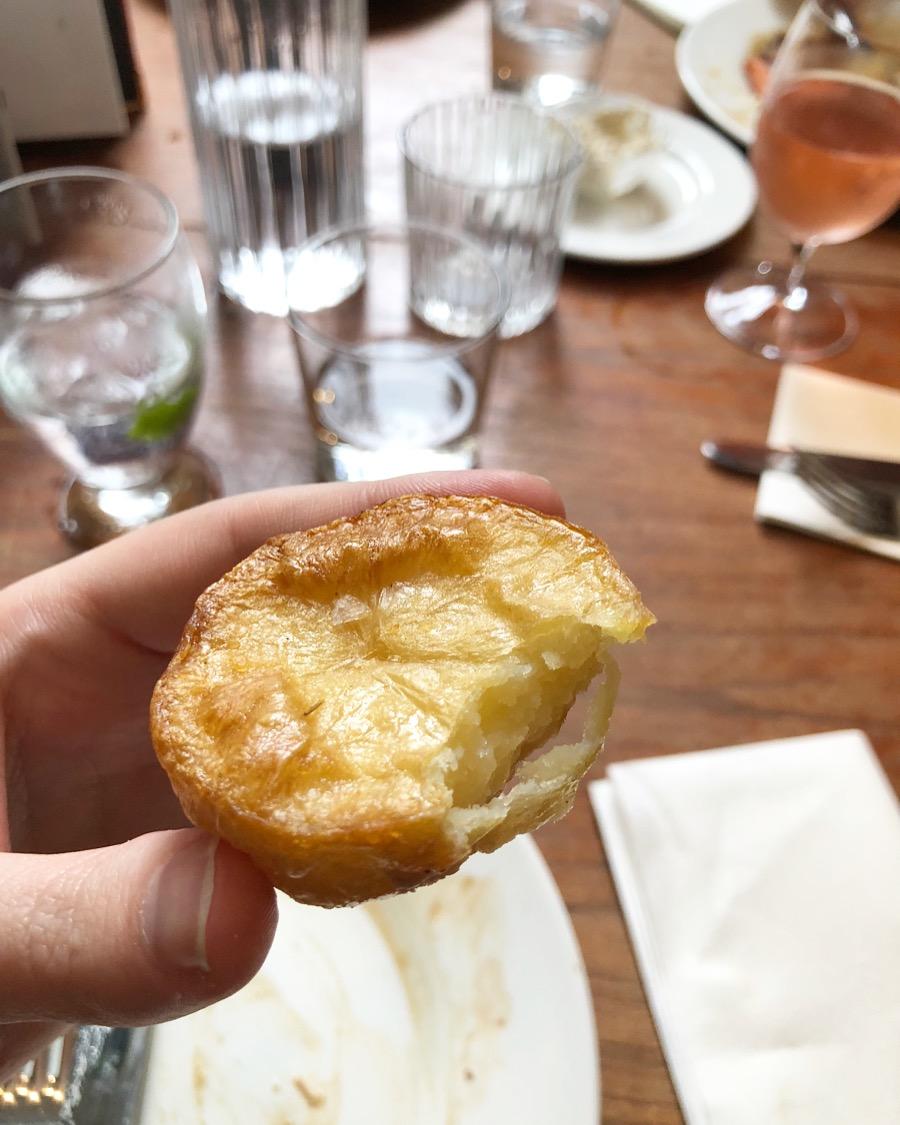 Pint Shop Birmingham Roast Potato