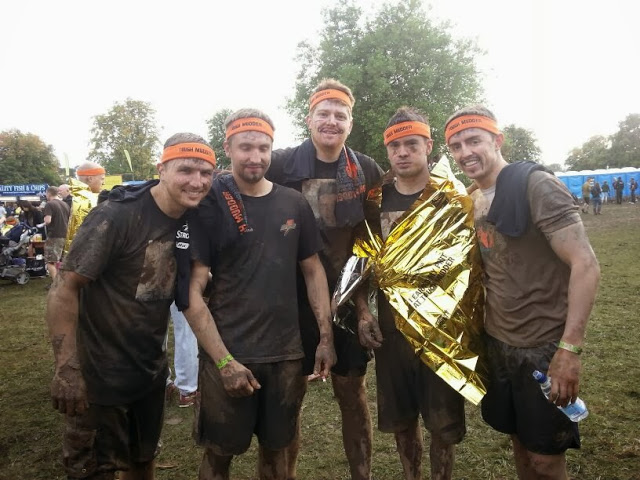 Emma Victoria Stokes Tough Mudder
