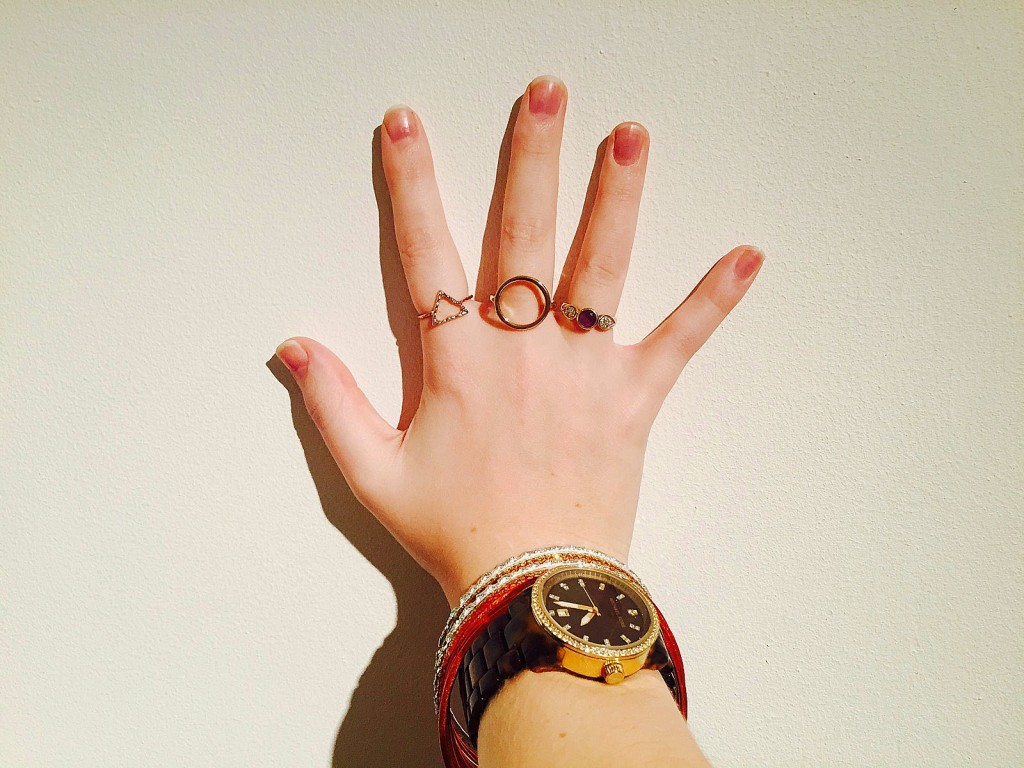 Emma Victoria Stokes Five Things Hand