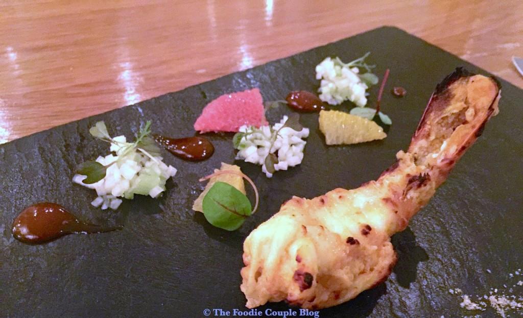 Emma Victoria Stokes Birmingham Lasan Indian Restaurant