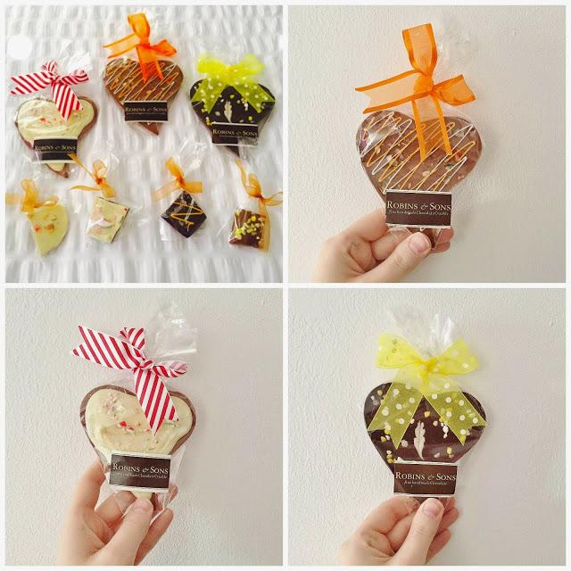 Emma Victoria Stokes Chocolate