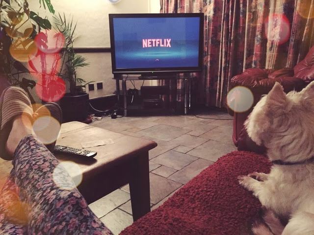 Emma Victoria Stokes Netflix and West Highland Terriers
