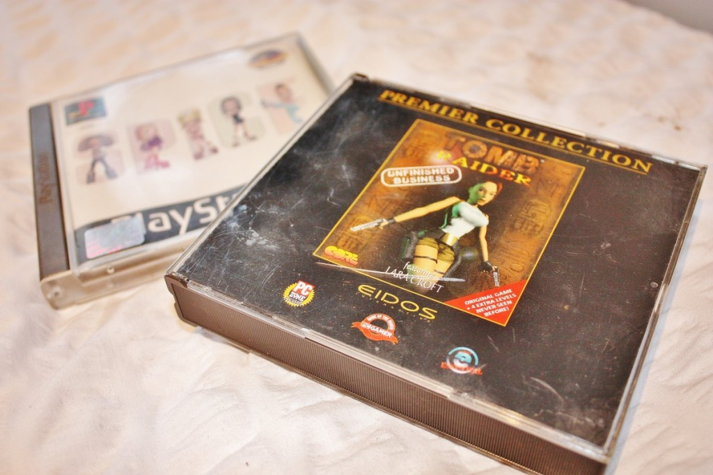 90's Tomb Raider PC