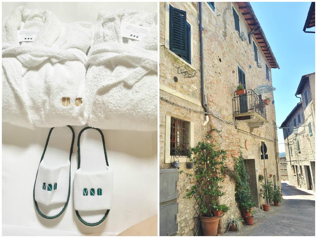 Emma Victoria Stokes Tuscany Una Palazzo Hotel Streets