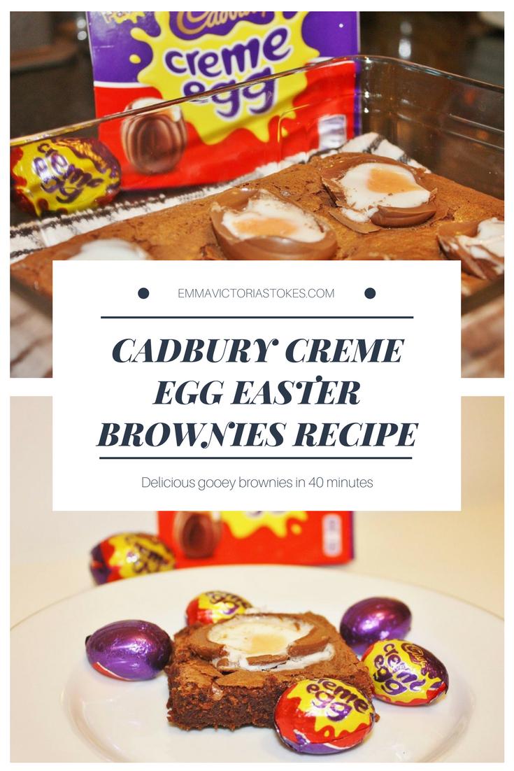Cadbury Creme Egg Recipes
