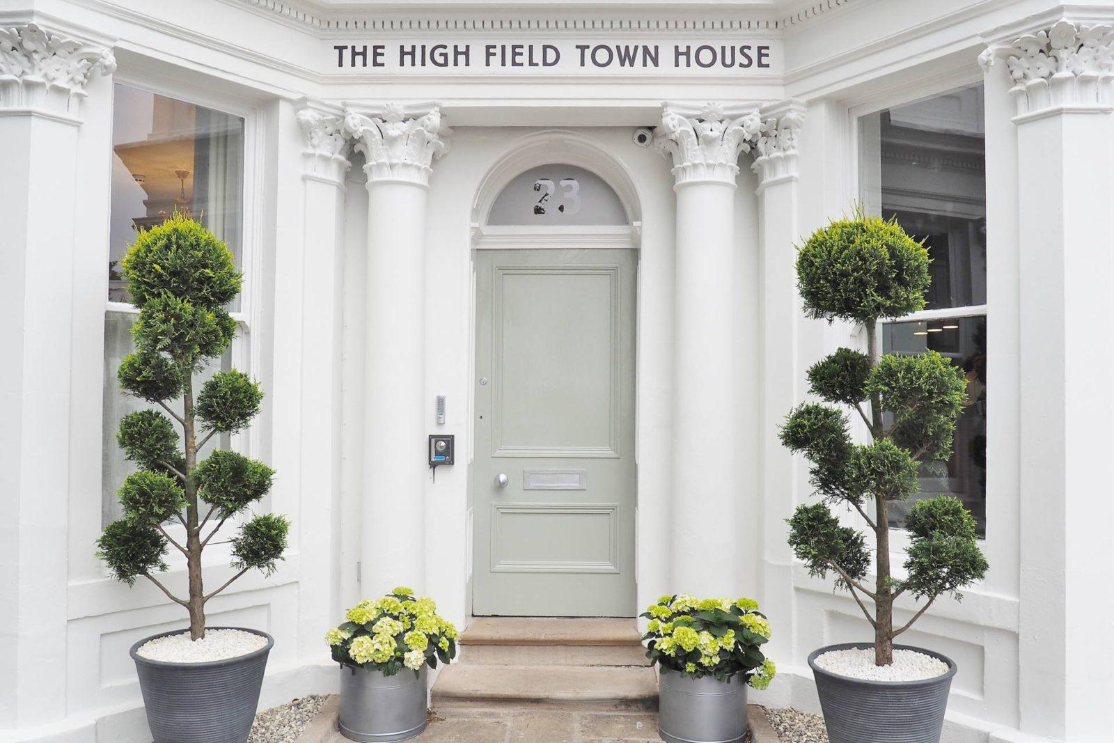 High Field Townhouse Edgbaston