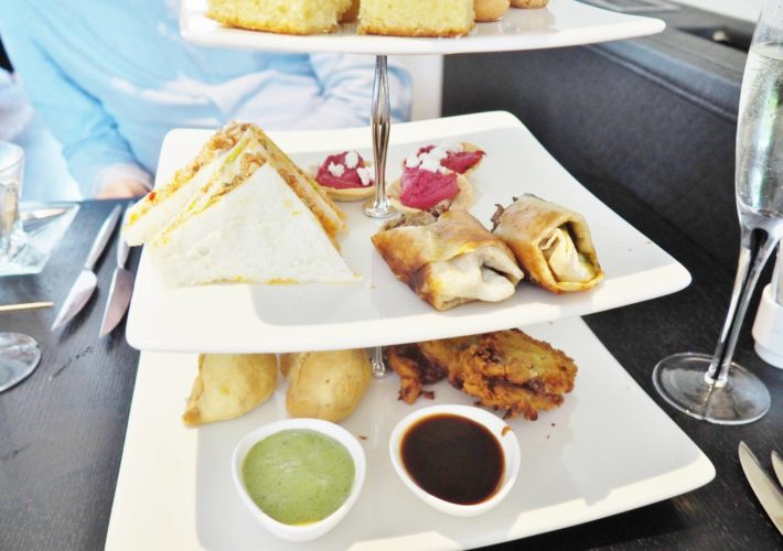 Praza Indian Afternoon Tea Emma Victoria Stokes Menu