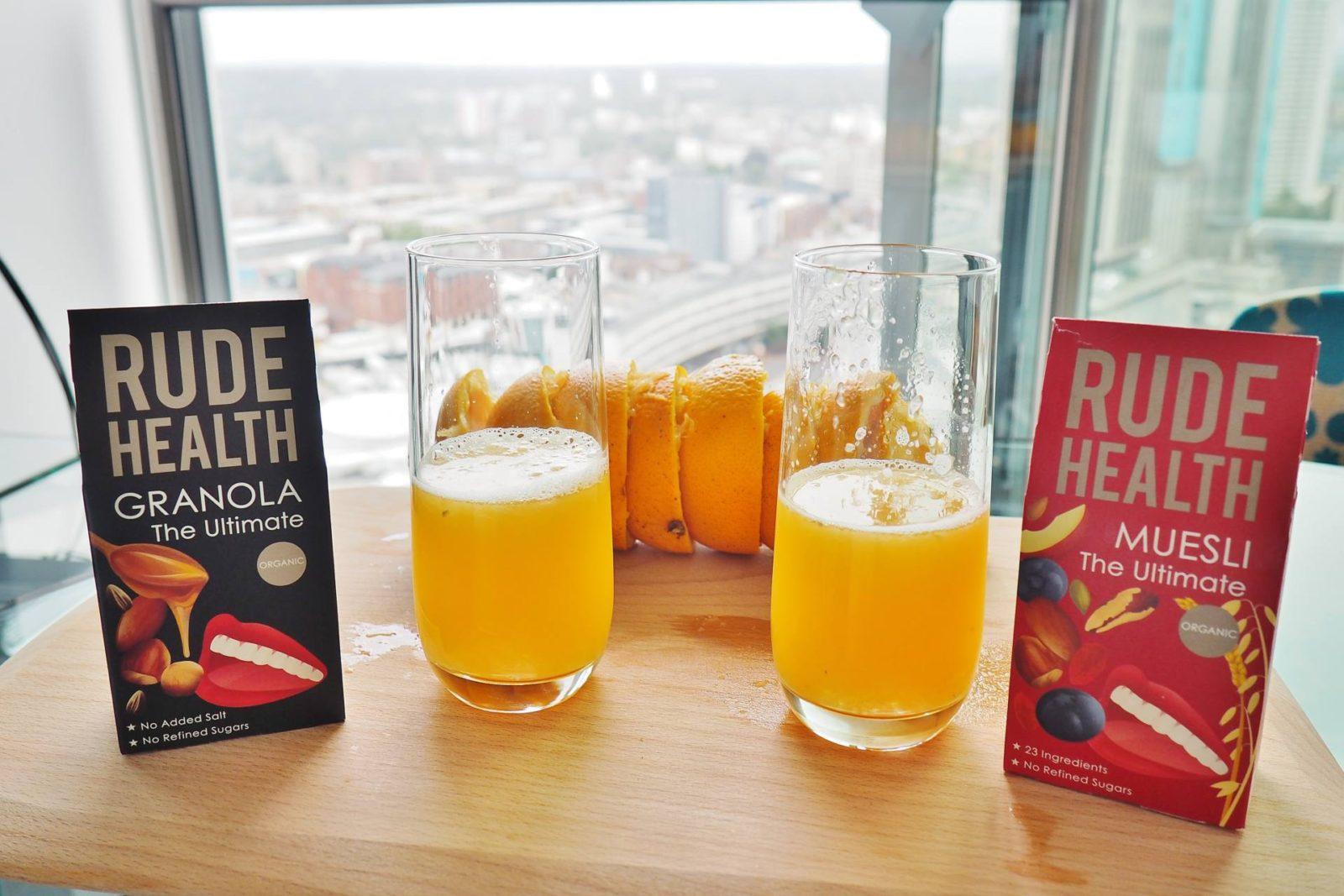 Breakfast Juice Rotunda