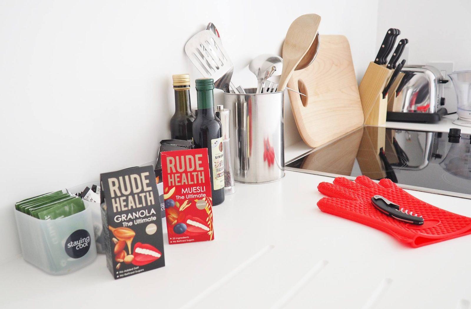 Emma Victoria Stokes Rotunda Kitchen Breakfast Items