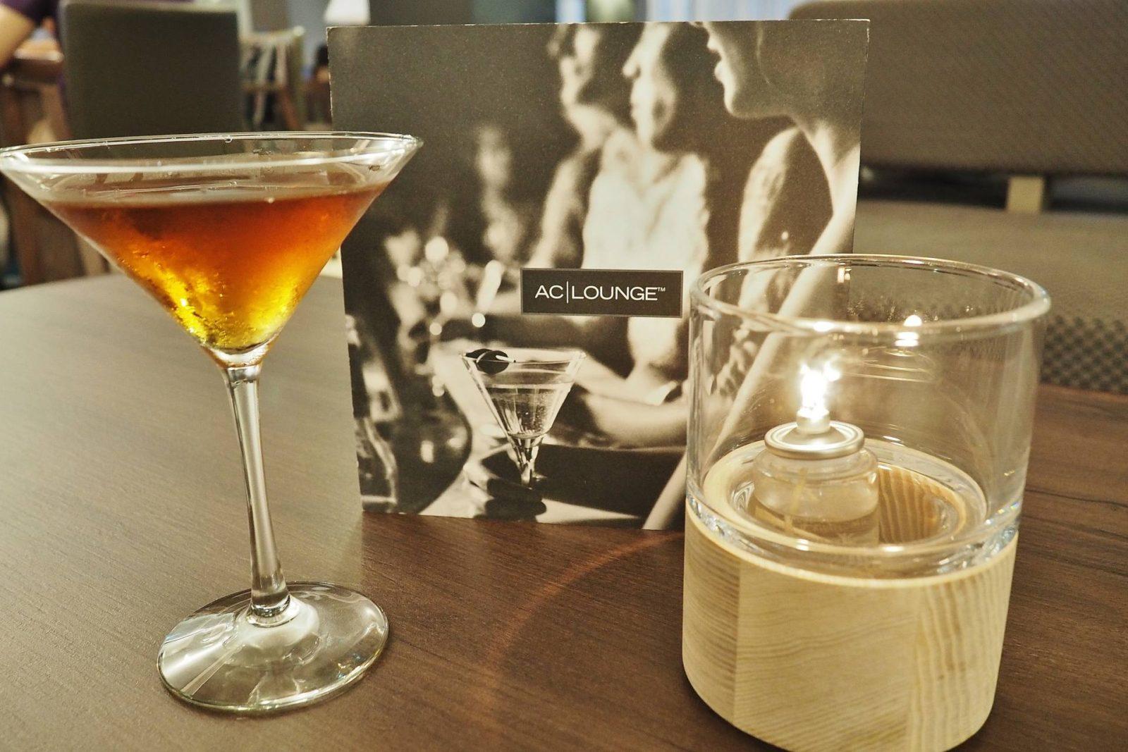 AC Hotels Marriott Birmingham Bar Drinks Beer Whisky