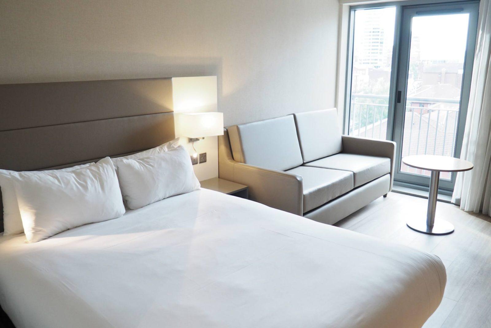 Emma Victoria Stokes AC Hotels Marriott Superior Room