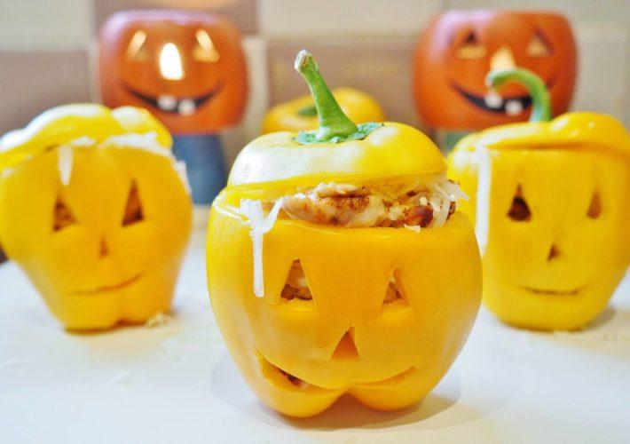 Emma Victoria Stokes Halloween Pumpkin Peppers