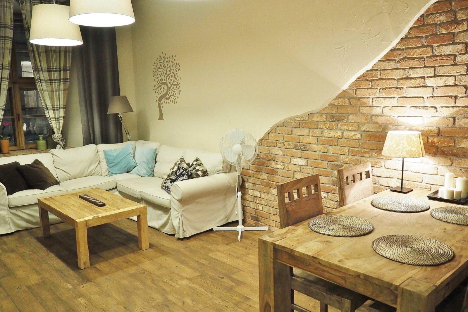 Emma Victoria Stokes Krakow Old Town Apartment Lounge