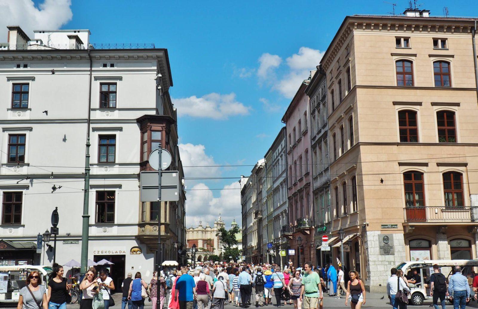 Emma Victoria Stokes Krakow High Street