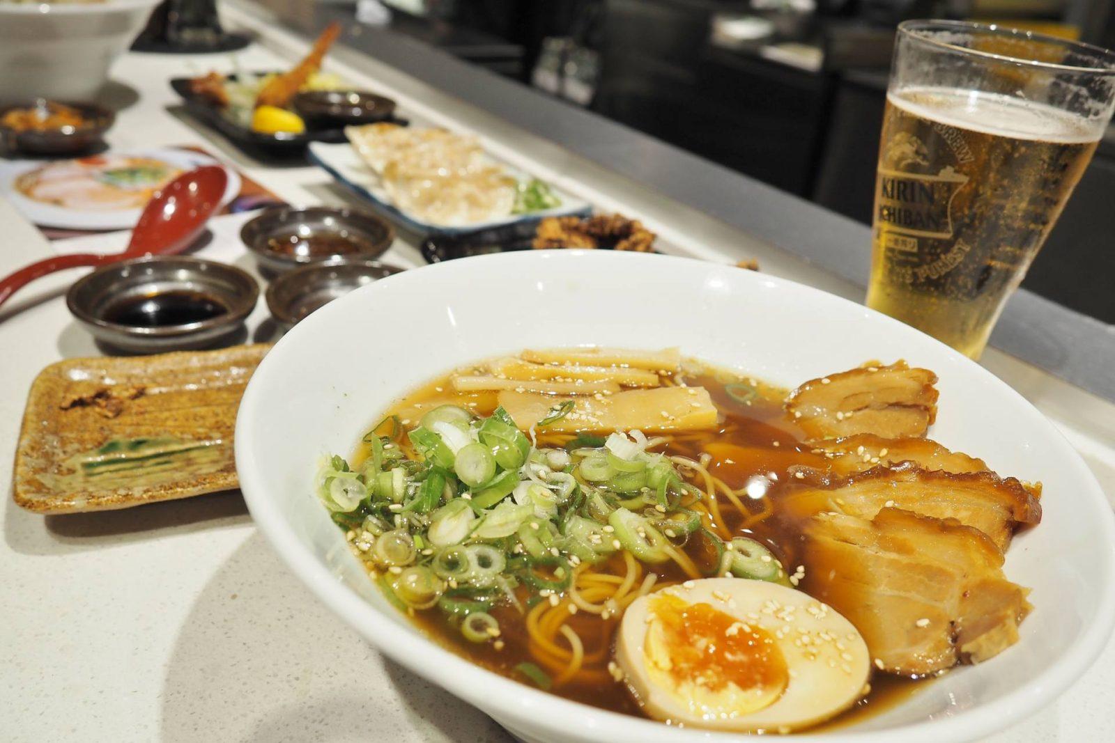 Tonkotsu Menu Birmingham Pork Ramen Noodles Soup