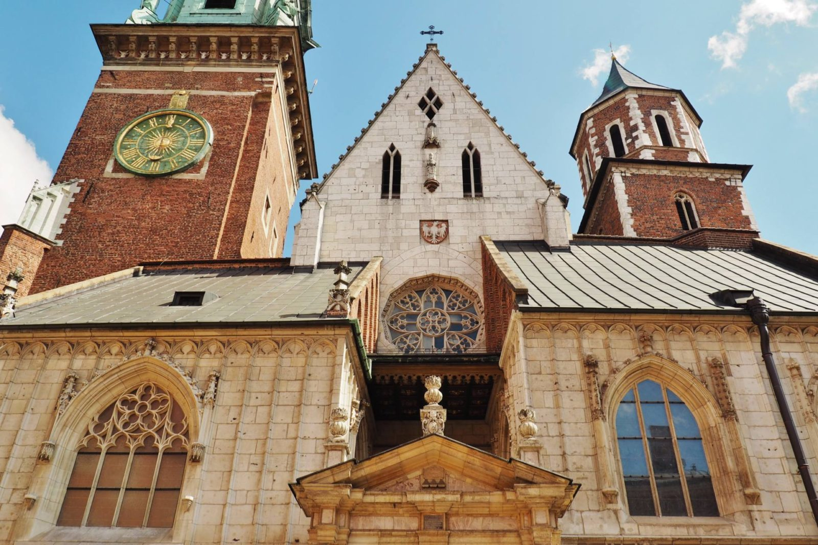 Emma Victoria Stokes Wawel Cathedral