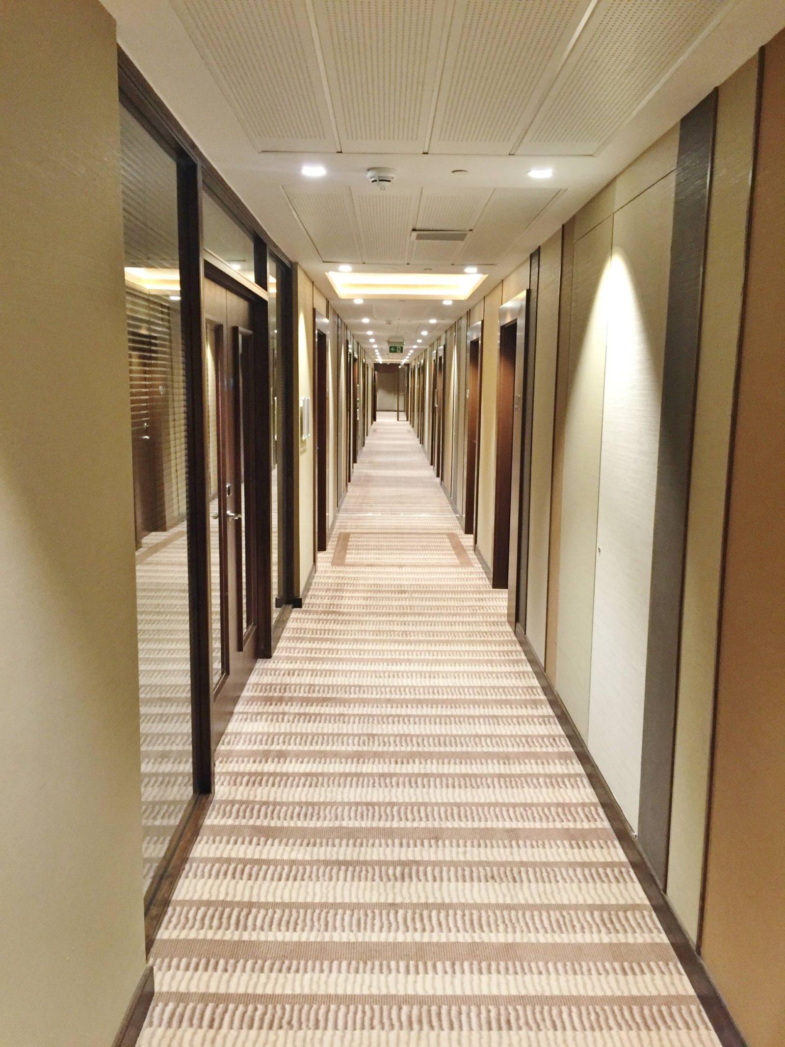 Genting Hotel Corridoor