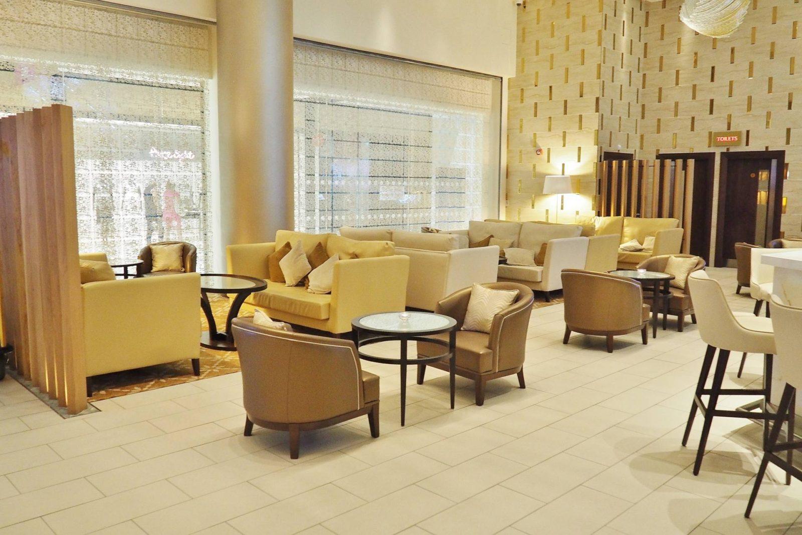 Genting Hotel Lobby