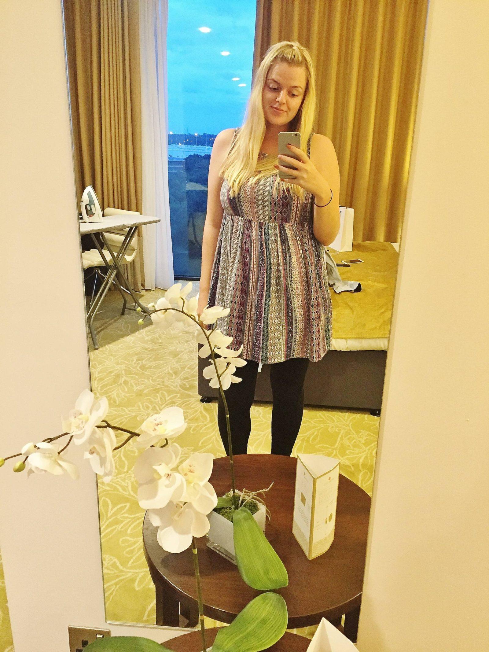 Genting Hotel Selfie