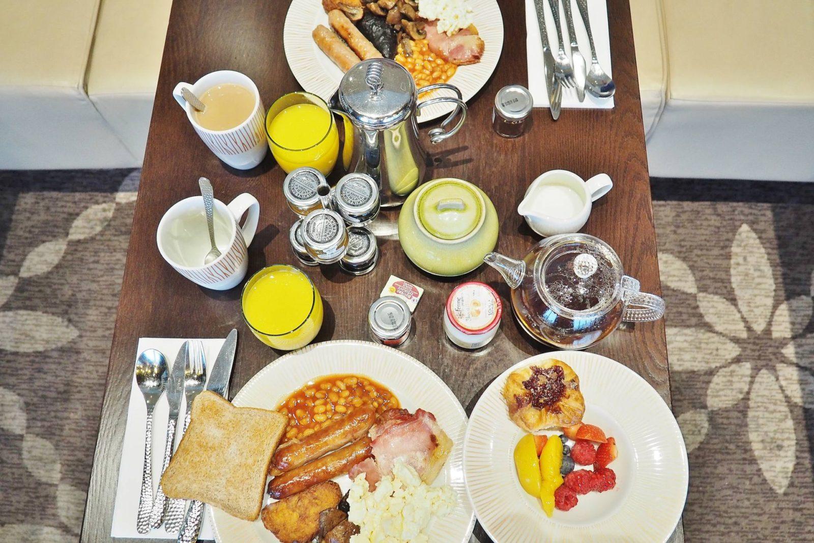 Genting Hotel Breakfast