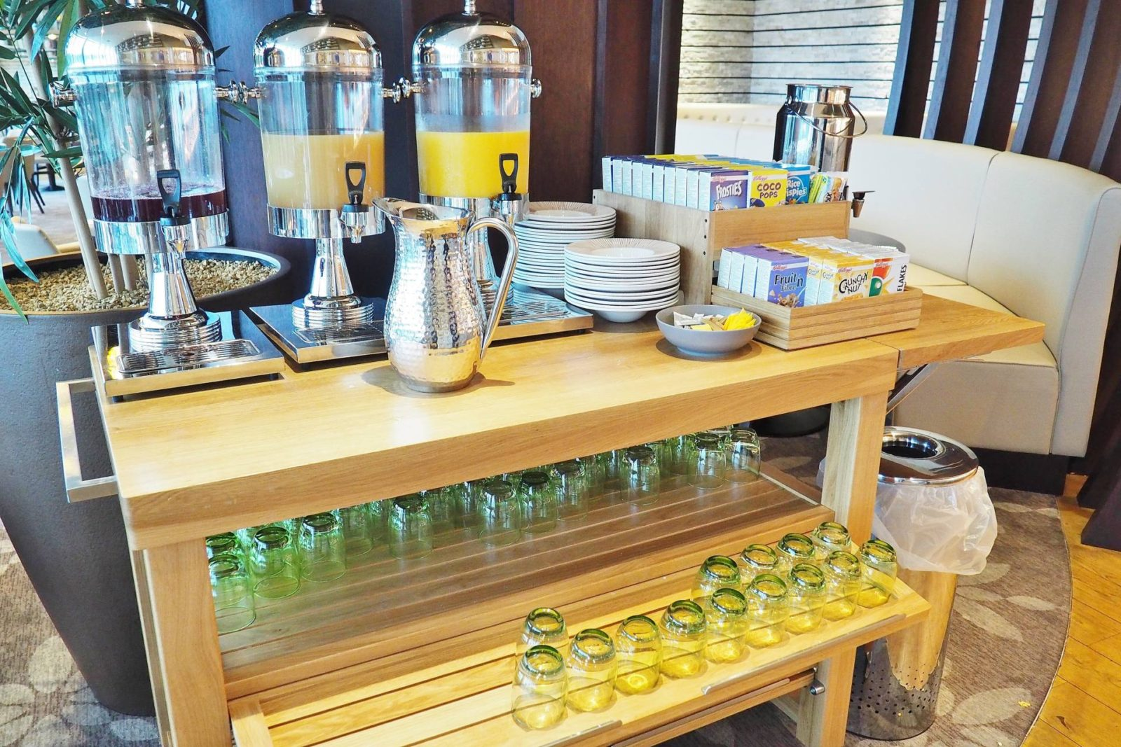 Genting Hotel Juice Bar