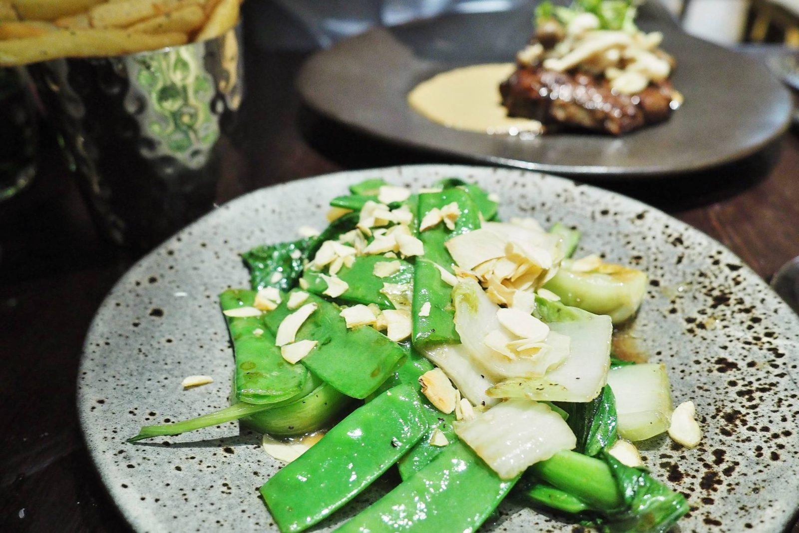 Robata Chinese Greens