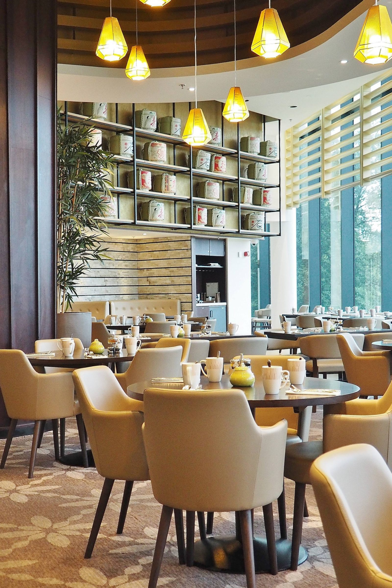 Robata Genting Hotel Lounge