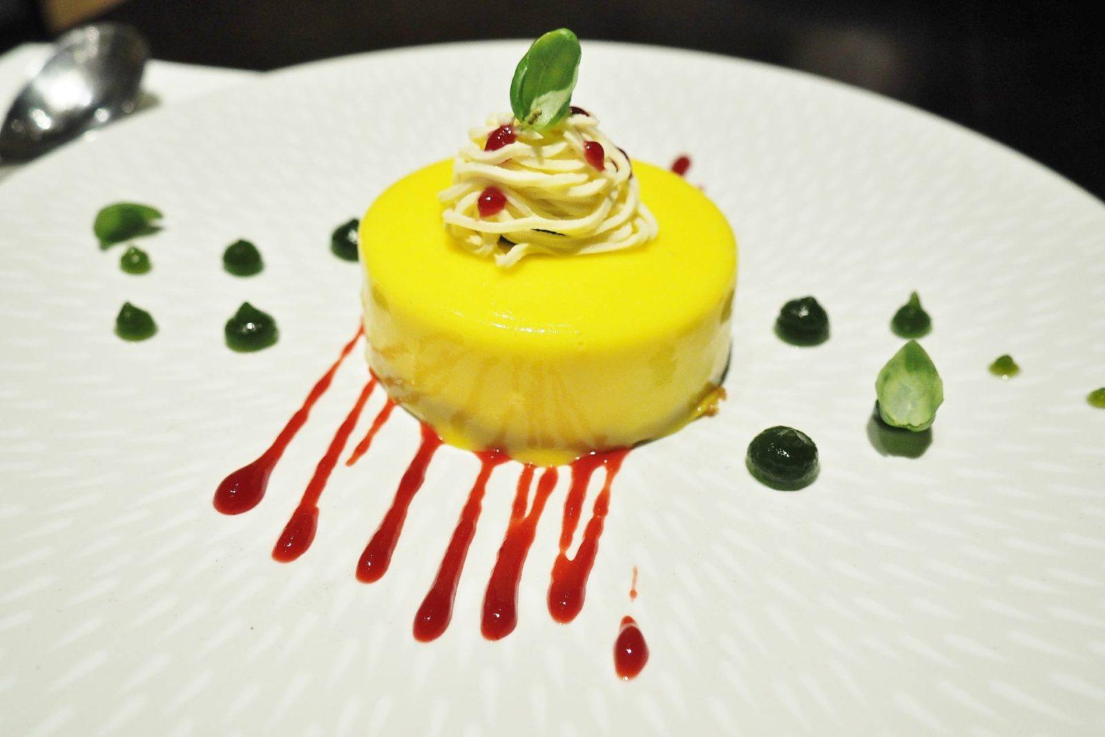 Robata Yuzu Cheesecake