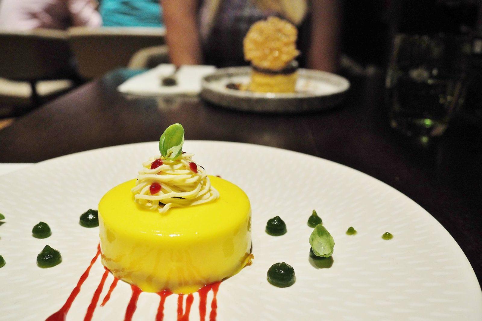 Robata Cheesecake