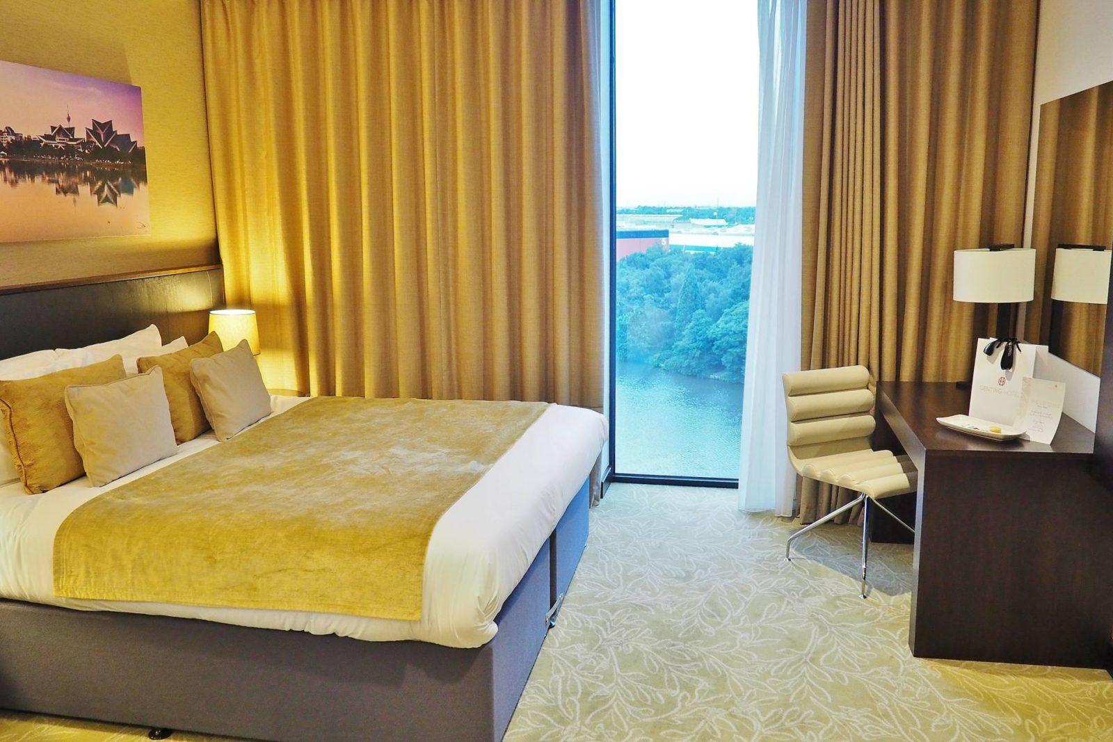 Genting Hotel Birmingham Superior Room