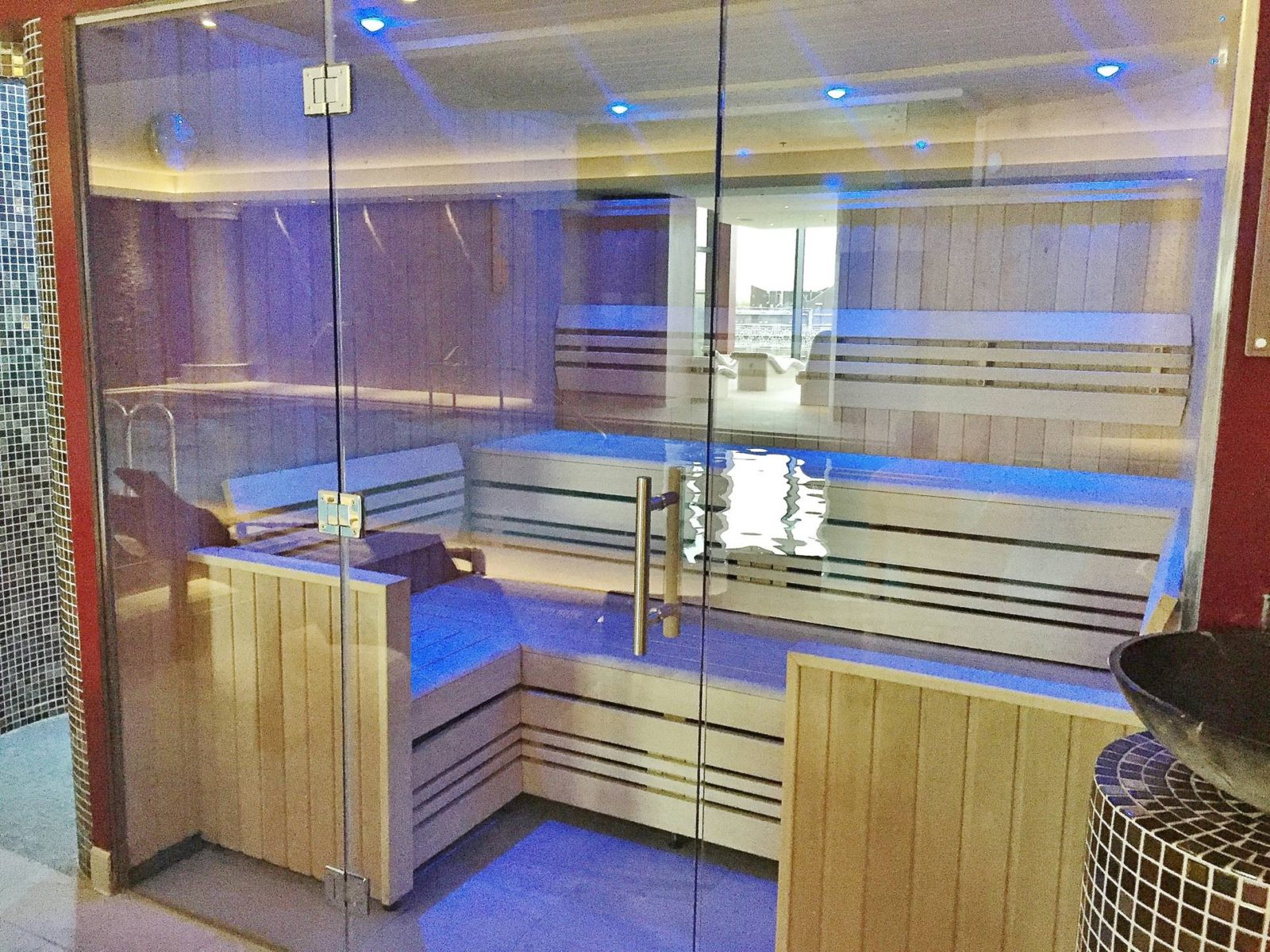 Santai Spa Sauna Genting Hotel