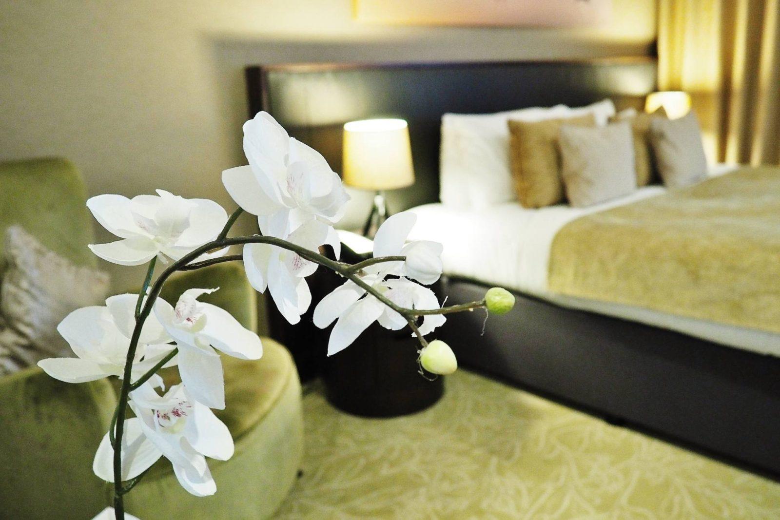 Genting Hotel Flowers