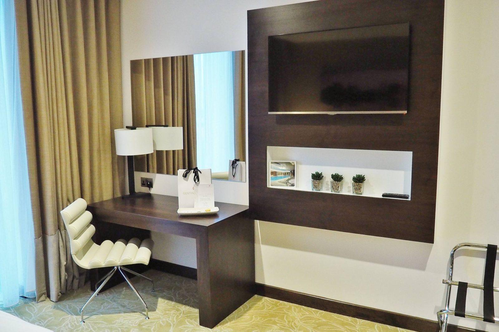 Genting Hotel Room