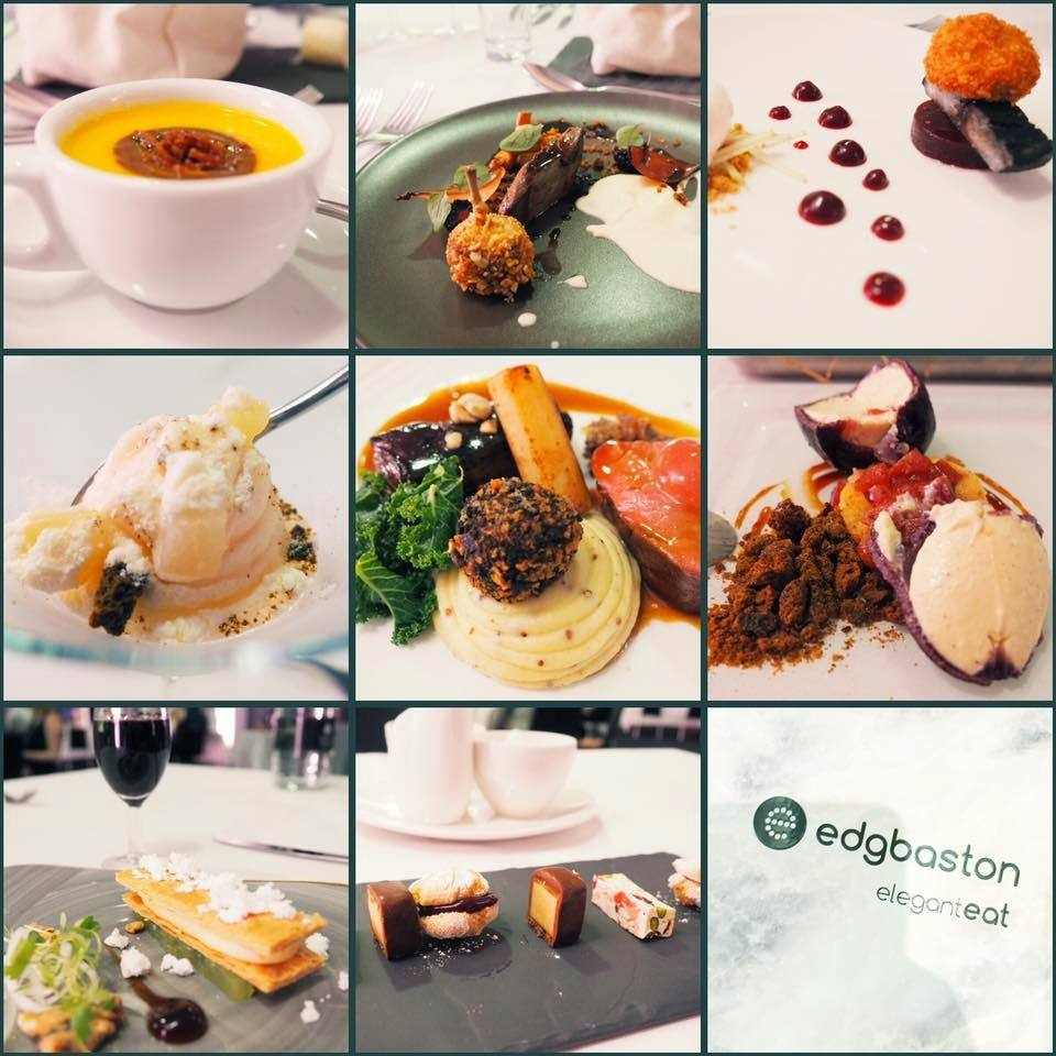 Emma Victoria Stokes Elegant Eat Fine Dining Edgbaston Cricket Ground Birmingham