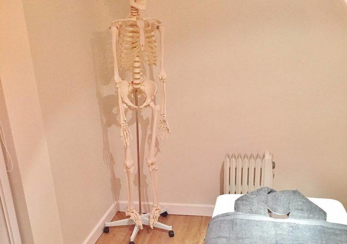 Emma Victoria Stokes Empower AH Massage Skeleton