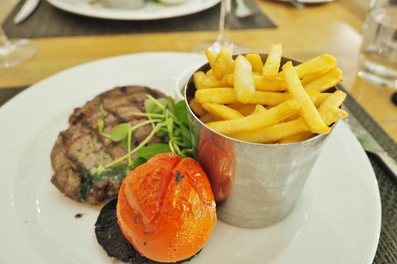 Emma Victoria Stokes Burlington Hotel Scottish Steak Club Birmingham