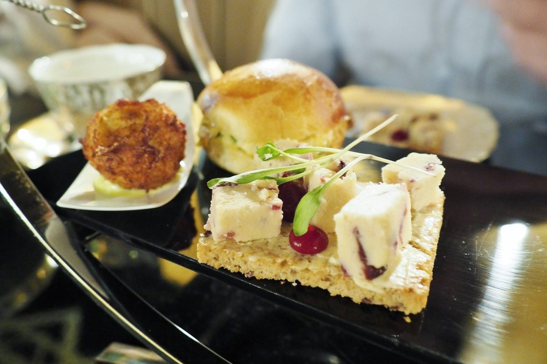 Emma Victoria Stokes Afternoon Tea Edgbaston Sandwiches Scones